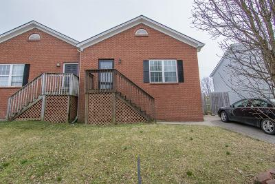 Nicholasville Single Family Home For Sale: 112 Maple Leaf Lane