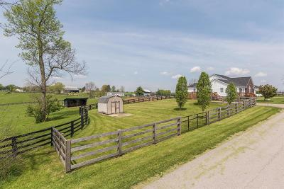 Anderson County, Fayette County, Franklin County, Henry County, Scott County, Shelby County, Woodford County Farm For Sale: 2295 Patterson Road