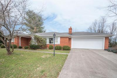 Lexington Single Family Home For Sale: 4901 Winchester Road