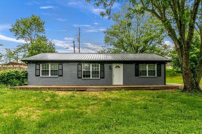 Richmond Single Family Home For Sale: 354 Dunbar Lane