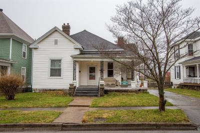 Danville KY Single Family Home For Sale: $105,000
