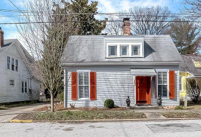 Frankfort Single Family Home For Sale: 102 Wilkinson Street