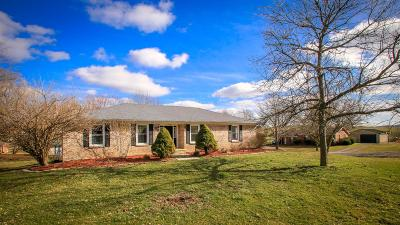 Perryville KY Single Family Home For Sale: $165,000
