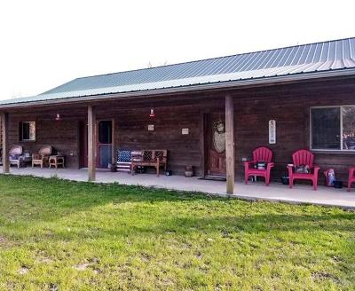 Lawrenceburg Single Family Home For Sale: 1351 Corinth Road