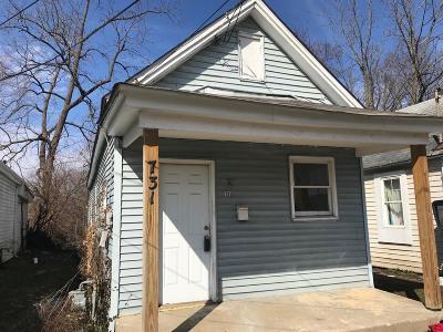 Lexington Single Family Home For Sale: 731 Maple Avenue