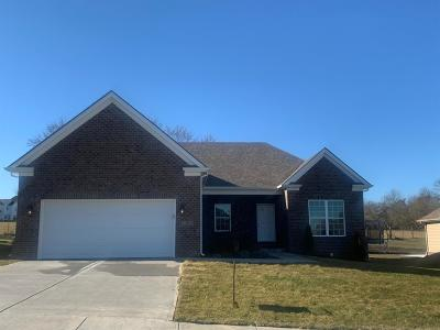 Nicholasville Single Family Home For Sale: 217 San Antonio Way