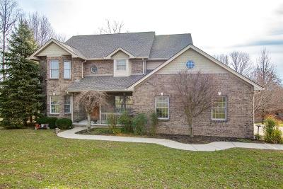 Georgetown Single Family Home For Sale: 101 Lake Vista Drive