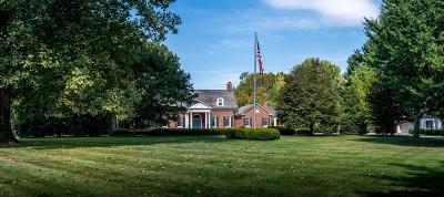 Lexington Single Family Home For Sale: 1700 Tates Creek Road