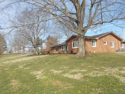 Cynthiana Single Family Home For Sale: 1912 N U S Hwy 27