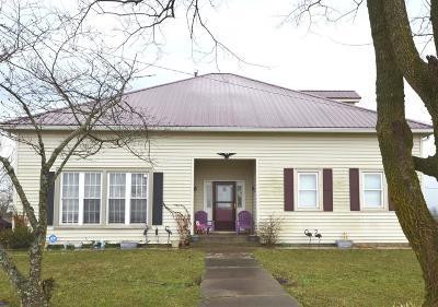 Harrodsburg Single Family Home For Sale: 3290 Talmage Mayo Road