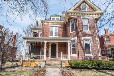 Paris Single Family Home For Sale: 130 Duncan Avenue