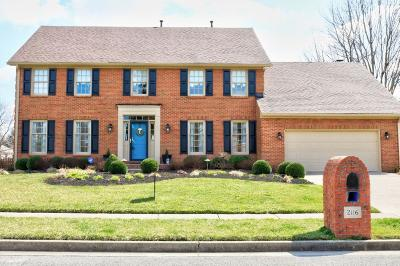 Lexington Single Family Home For Sale: 2116 Antigua Drive