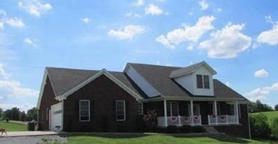 Danville Single Family Home For Sale: 1175 Dry Fork