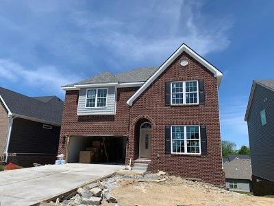Nicholasville Single Family Home For Sale: 117 Waxwing