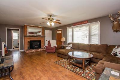 Danville Single Family Home For Sale: 3291 Perryville Rd