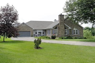 Frankfort Single Family Home For Sale: 117 Paddock Court