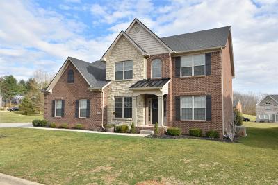 Lexington Single Family Home For Sale: 814 Lochmere Place