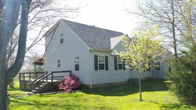 Lawrenceburg Single Family Home For Sale: 2071 Graefenburg Road