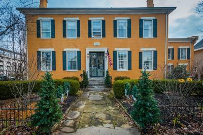 Frankfort Single Family Home For Sale: 519 Ann Street