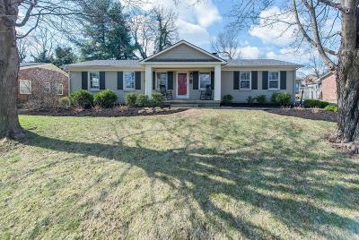 Lexington Single Family Home For Sale: 2435 Heather Way