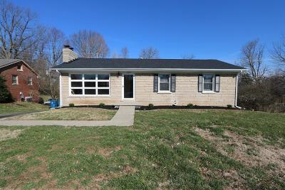 Single Family Home For Sale: 1805 Darien Drive