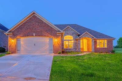 Georgetown Single Family Home For Sale: 102 Clubhouse Drive