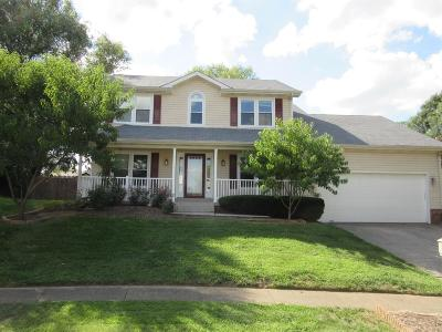 Single Family Home For Sale: 4805 Burdock Place