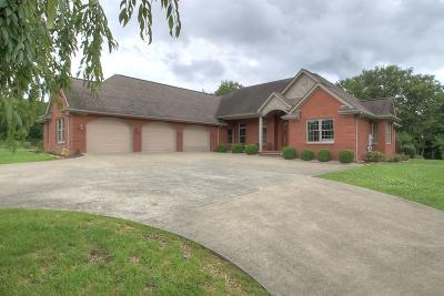 London Single Family Home For Sale: 1646 Lick Fork Road
