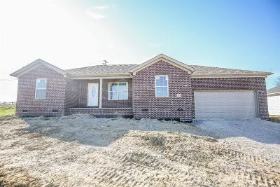 Berea Single Family Home For Sale: 391 Winding Branch