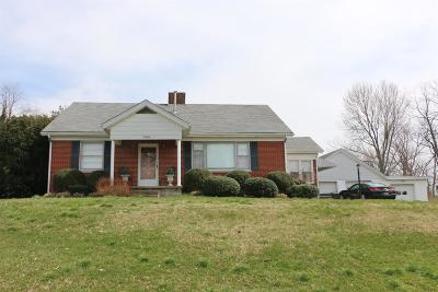 Winchester Single Family Home For Sale: 2416 Ironworks Road