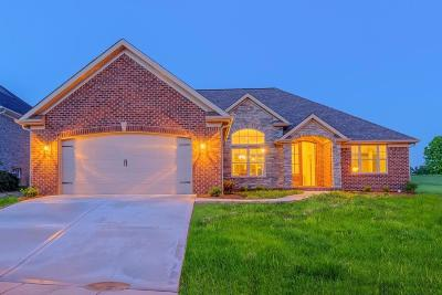 Georgetown Single Family Home For Sale: 113 Blackberry Ridge Court