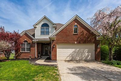 Richmond Single Family Home For Sale: 1018 Park Place Drive