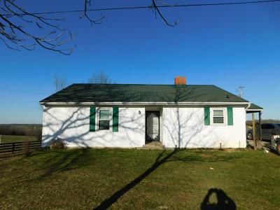 Cynthiana Single Family Home For Sale: 1366 Matthew Road