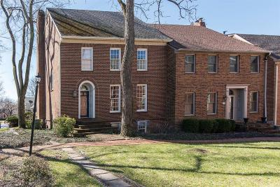 Single Family Home For Sale: 276 Chippendale Circle
