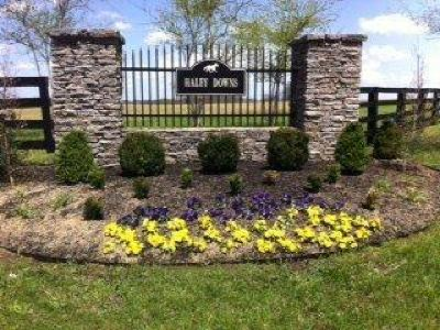Lexington Residential Lots & Land For Sale: 4700 Haley Road