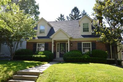 Lexington Single Family Home For Sale: 102 Romany Road
