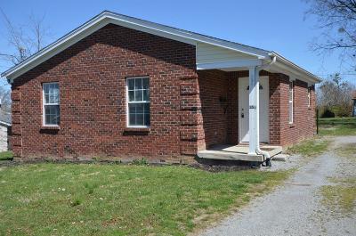 Harrodsburg Single Family Home For Sale: 353 York Street