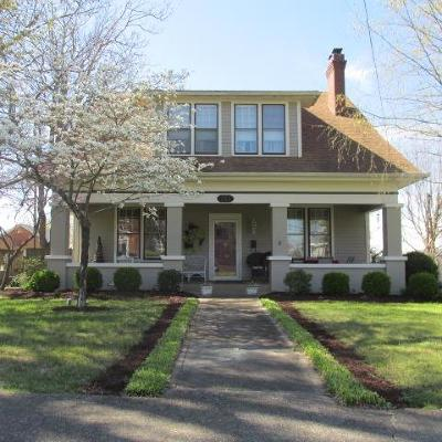 Lancaster Single Family Home For Sale: 211 W Maple Avenue