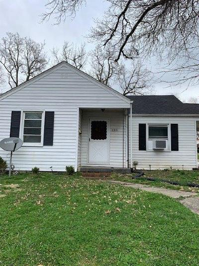 Frankfort Single Family Home For Sale: 139 Elkhorn Drive