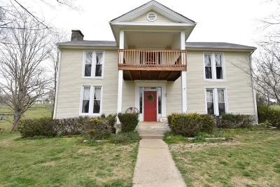 Garrard County Single Family Home For Sale: 162 Willow Road