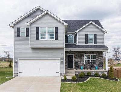 Nicholasville Single Family Home For Sale: 157 Susan Trace