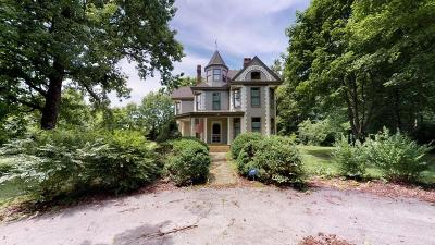 Paris Single Family Home For Sale: 161 Levy Road