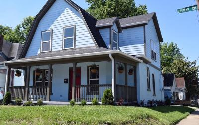 Single Family Home For Sale: 202 Engman Avenue