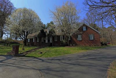 Somerset Single Family Home For Sale: 102 Nightingale Circle