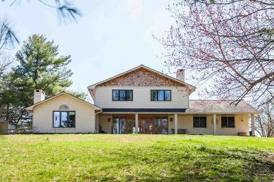 Single Family Home For Sale: 4492 Fort Springs Pinckard Road