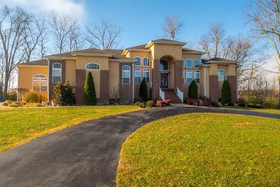Harrodsburg Single Family Home For Sale: 240 Beams Drive