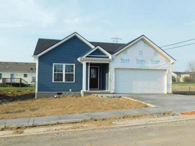 Harrodsburg Single Family Home For Sale: 100 Michelle Ann Ct.