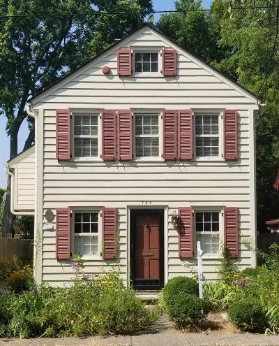 Single Family Home For Sale: 728 W Short Street