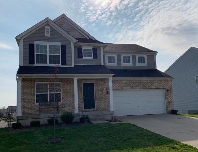 Georgetown Single Family Home For Sale: 265 W Showalter