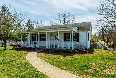 Danville Single Family Home For Sale: 2256 Lancaster Road